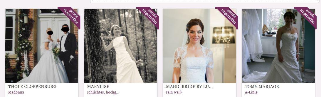 Hochzeit zum kleinen Preis - Teil 1: Das Brautkleid - Hochzeitstante ...