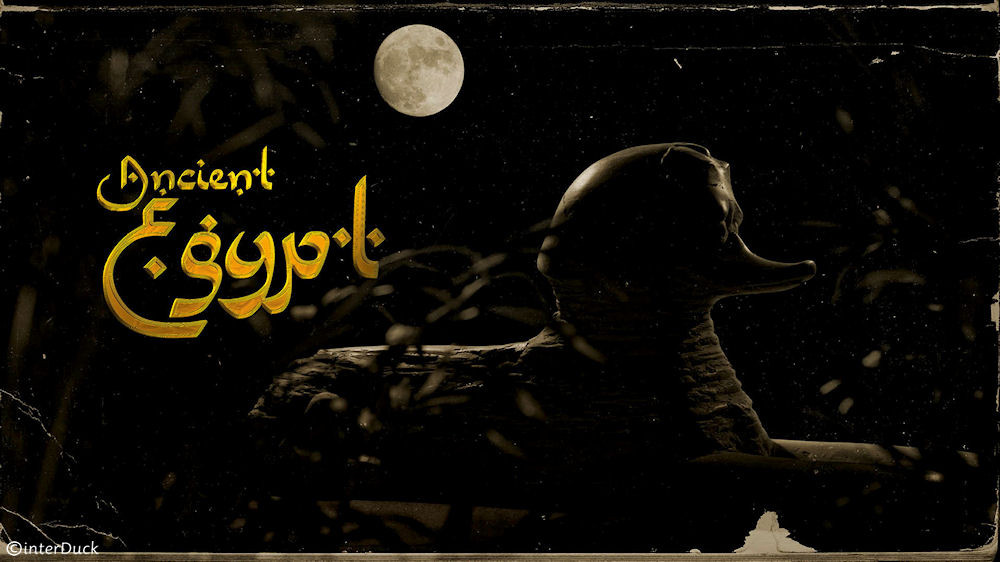 """""""Altes Ägypten"""""""