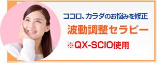 波動調整セラピー(QX-SCIOセッション)