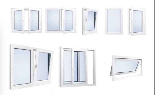 Puertas y ventanas de aluminio en gdl canceles para ba o for Tipos de ventanas de aluminio para banos