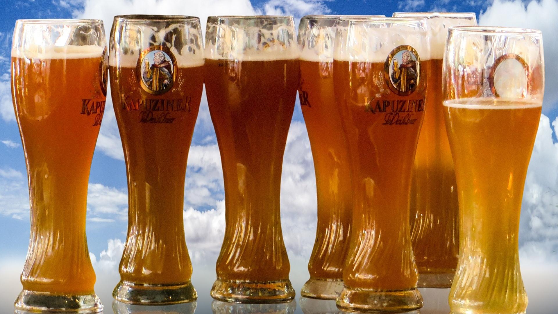 Kulmbach die heimmliche Hauptstadt des Bieres.