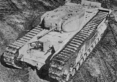 Le Mark II abandonne l'obusier de 76,2 mm au profit d'une mitrailleuse de 7,92 mm