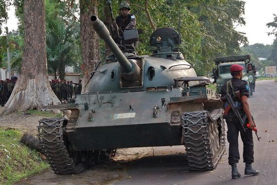 Peu cher et demandant un équipage peu experimenté, le Type 62 fait son apparition dans les pays d'Afrique centrale