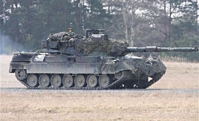 Léopard A5 : dernière évolution du panzer