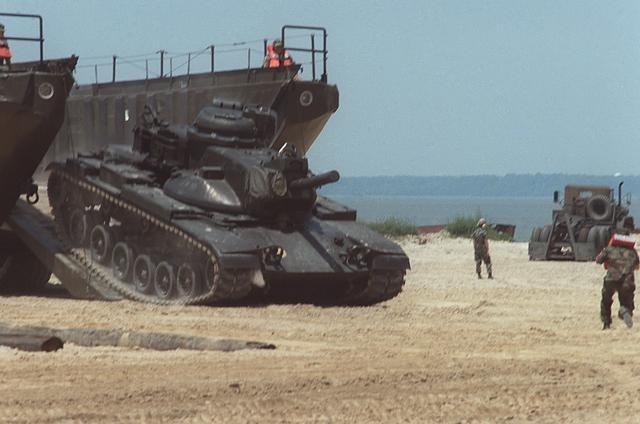 Utilisé de manière intensive mais non projeté sur un conflit, les études vont servir pour la conception d'un MBT de nouvelle génération : le M1 Abrams