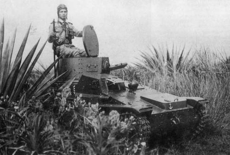 Le Type 94 reste une fierté nationale malgré une rapide obsolescence sur le champs de bataille