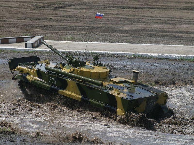La mobilité reste une priorité pour le VCI russe et s'en tire avec les honneurs