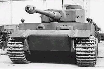 Le VK 45.01 (H) est prêt seulement 40 minutes avant d'embarquer pour son test