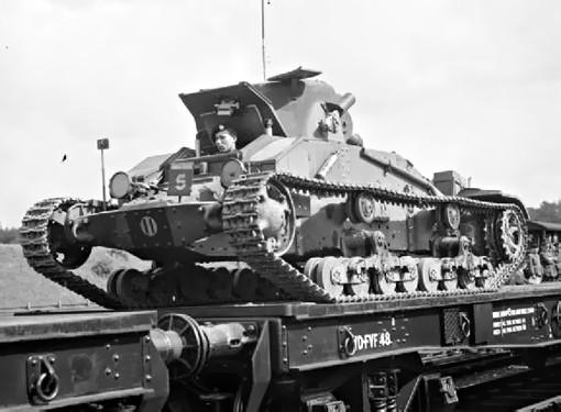 Les ingénieurs vont beaucoup contribuer à l'amélioration du trian de roulement du Matilda Mk I