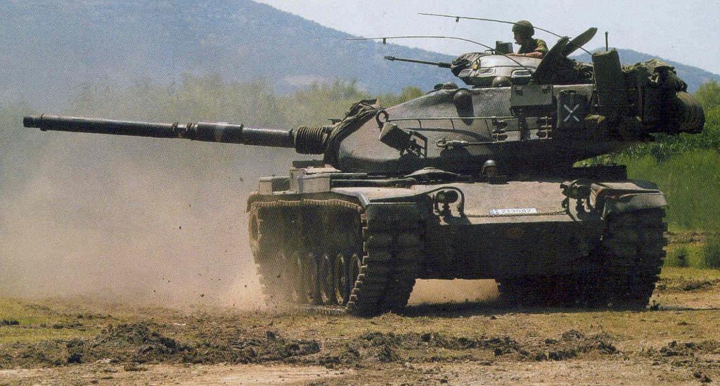 Le M60 Patton va servir de base pour le nouveau concept de l'US Army