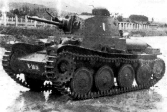 Désigné LT-40 après la saisie des blindés par les allemands, les TNH-L sont redistribués à l'Armée slovaque