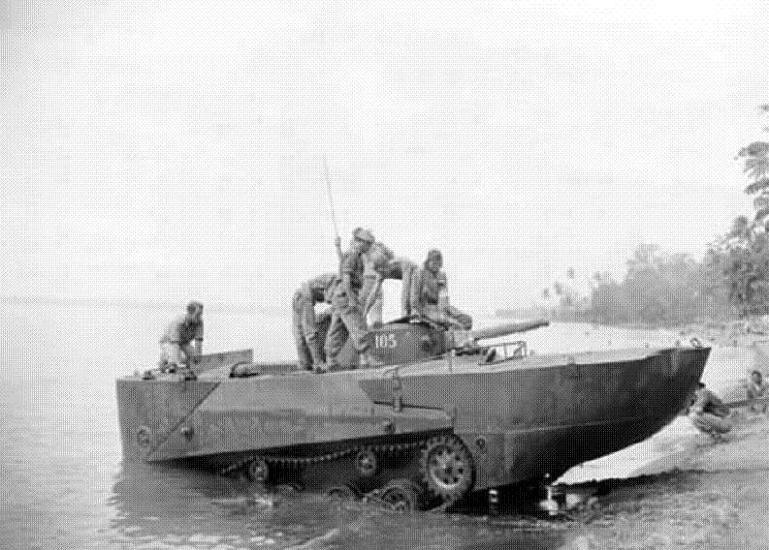 Malgré son potentiel évident, le char japonais n'aura que peu l'occasion de prouver ses capacités en raison d'une attitude plus défensive