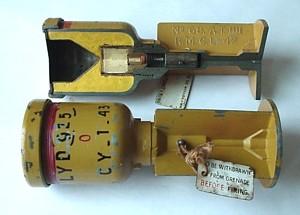 Grenade Britannique Mk.68