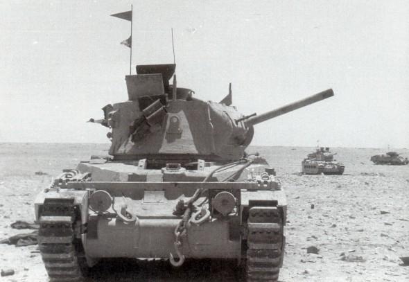 Ces Matilda engagés en Afrique du Nord vont dominer le terrain avant la généralisation des puissants canons de 88 mm allemands