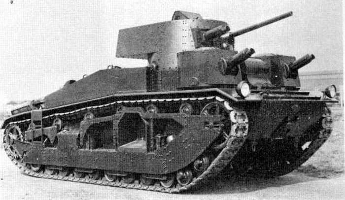 Le Vickers A6 16 Ton intéresse l'état-major russe, qui voit en lui un concept moderne