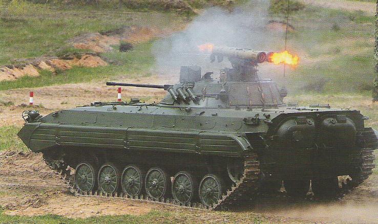 Départ missile lors d'une campagne de tir