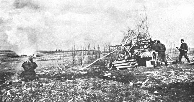 Le canon de 88mm a largement prouvé ses capacités sur le front de France. La pièce est ainsi toute désignée pour le futur char lourd