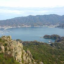 陀峯山(約9.5km)