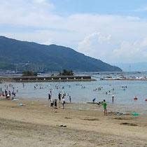 長瀬海岸(約4.3km)