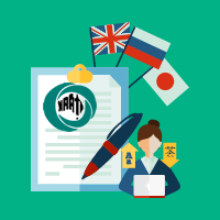 Transfish, with its NAATI certified translators and interpreters, offers professional translation services