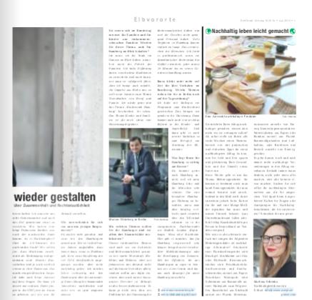 Nachhaltigkeitskolumne Marlena Sdrenka Zero Waste Germany