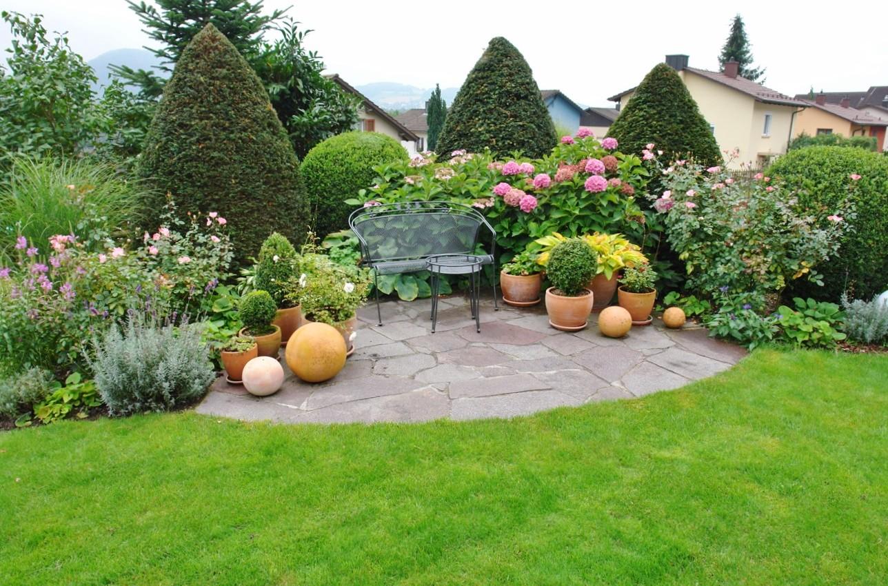 Im Garten: Impression I