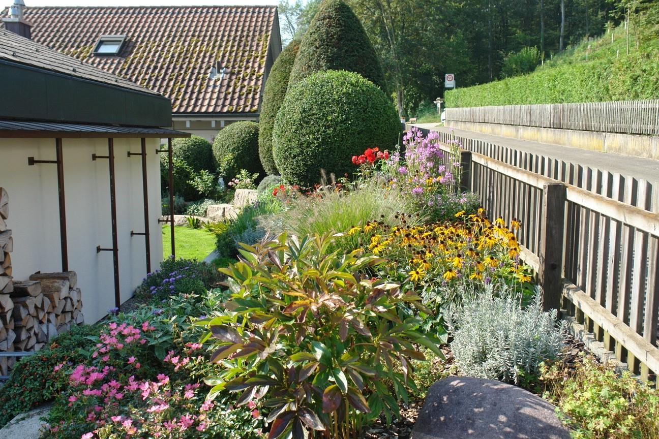 Im Garten: Impression III