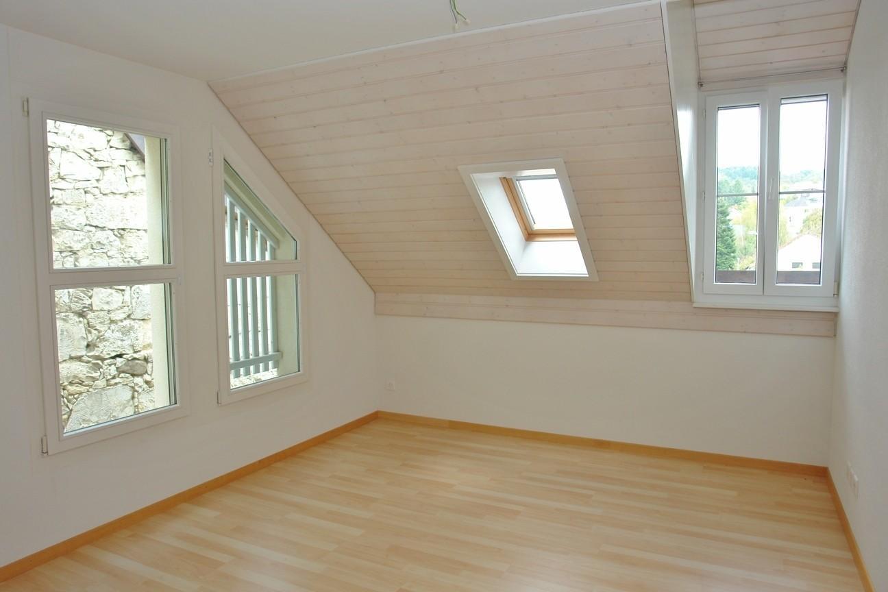 Gemütlich-schöne Räume: In einem der Zimmer