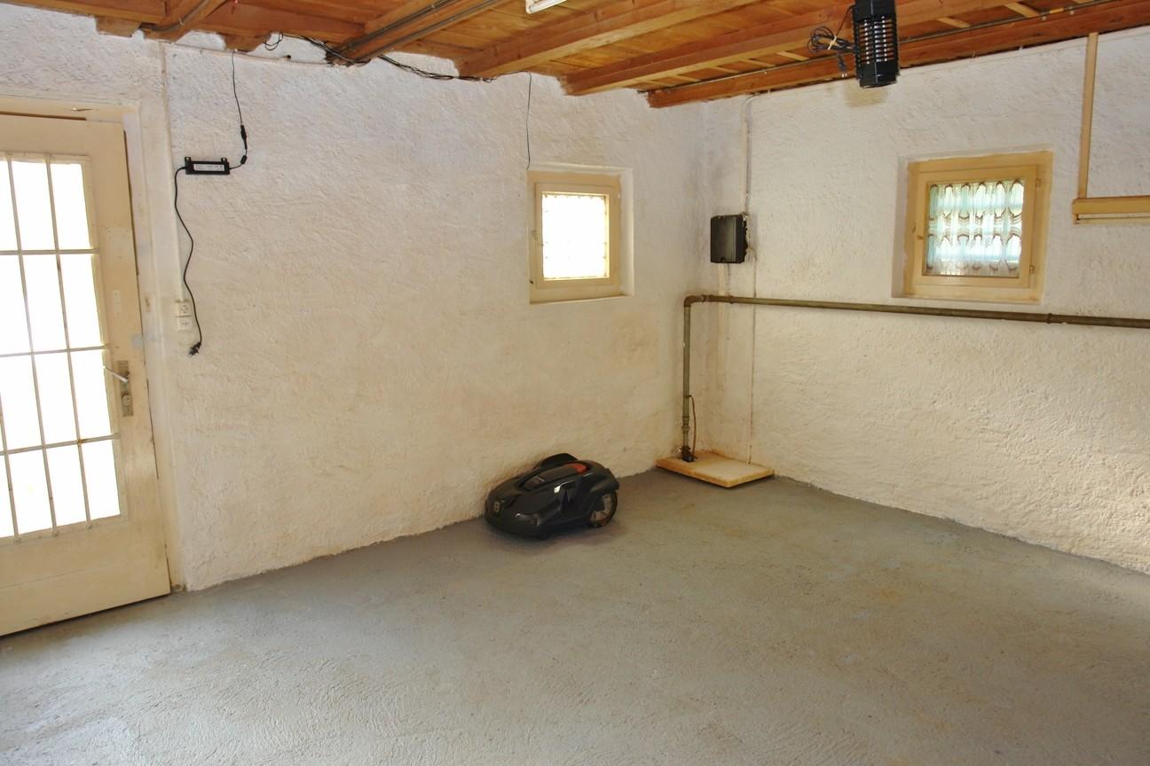 Disponibelraum/Werkstatt im Kellergeschoss, mit angenehmem Tageslicht