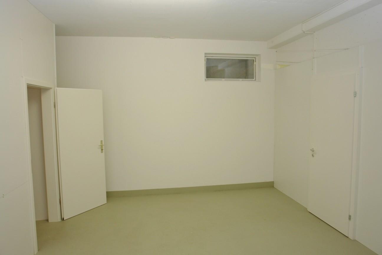 In einem der beiden zur Wohnung gehörenden Hobby-/Kellerräume