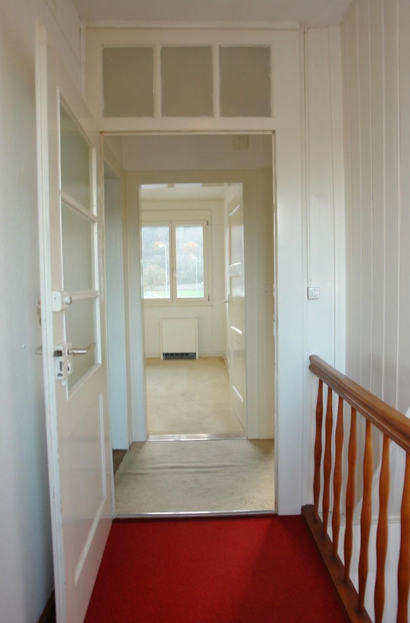 Wohnungszugang Wohnung Obergeschoss