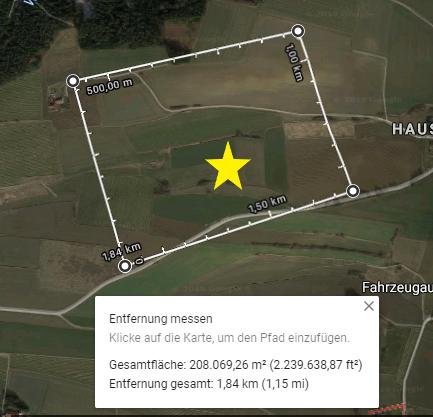 Haushausen bei Geroldshausen