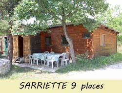 Chalet SARRIETTE
