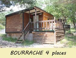 Chalet BOURRACHE