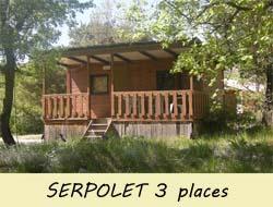 Chalet SERPOLET
