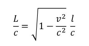 ローレンツ収縮の導出6