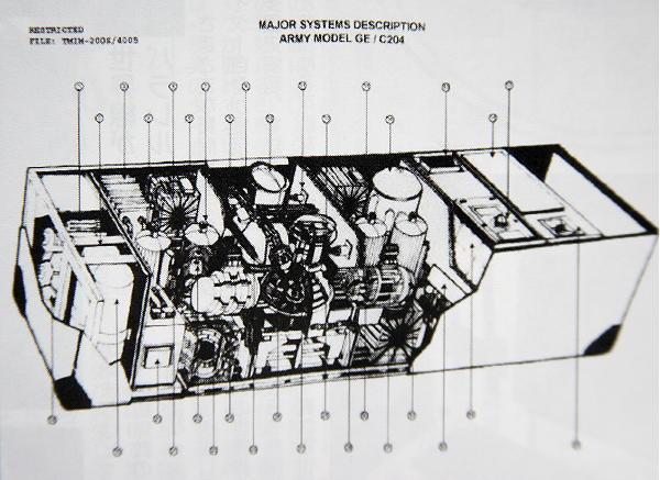 ジョン・タイターのタイムマシン解説図