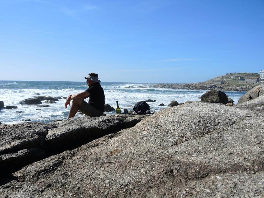 Abschied von Muxia und Camino Primitivo