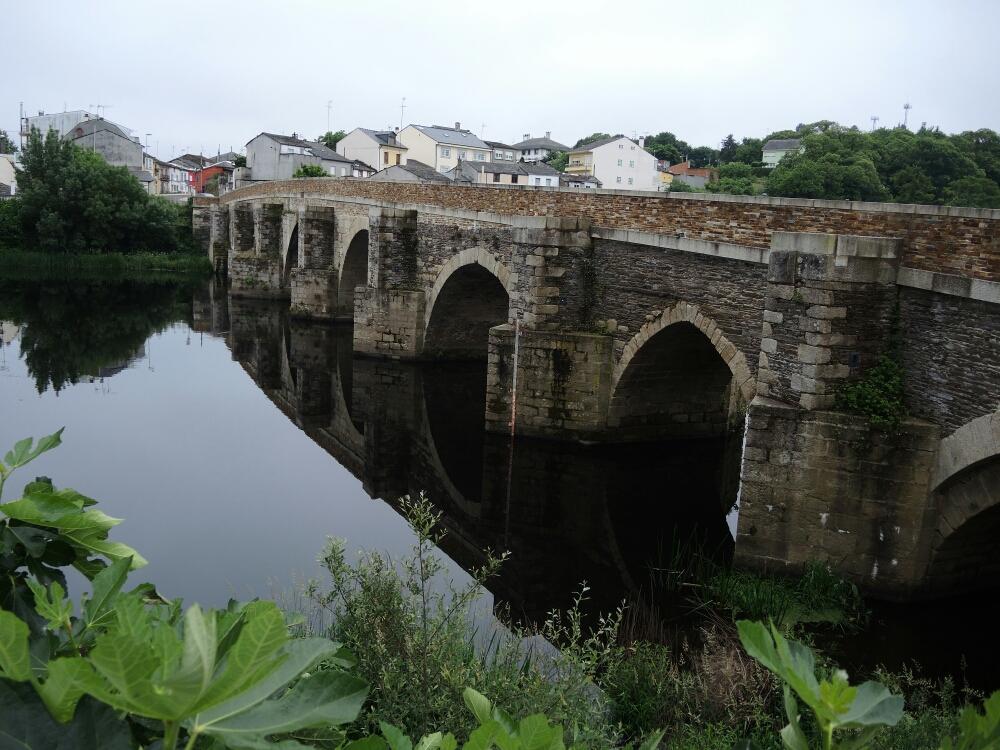 Römer Brücke in Lugo