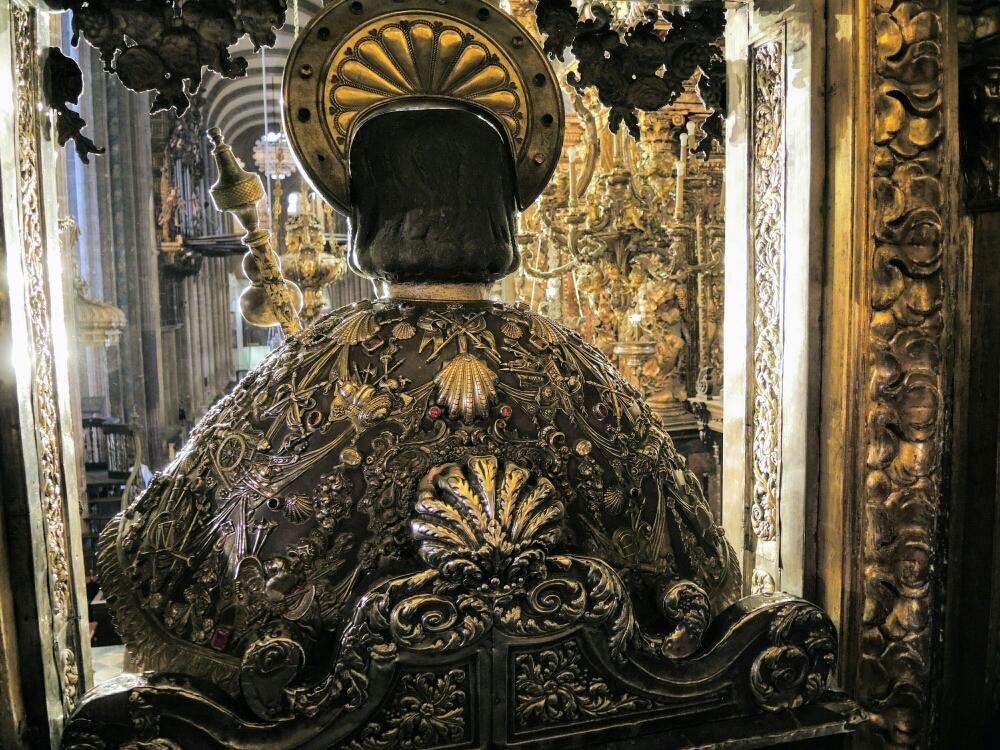 Statue von Santiago