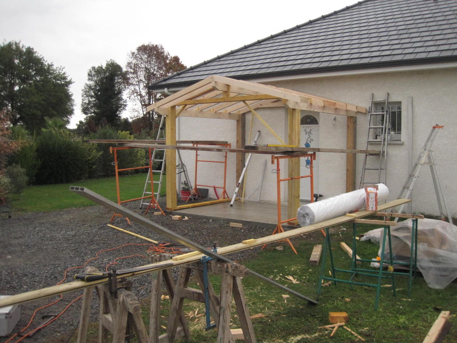 Construire Un Porche D Entrée faire un sas d entrée soi meme - jenniferdouglasliterarypublicist