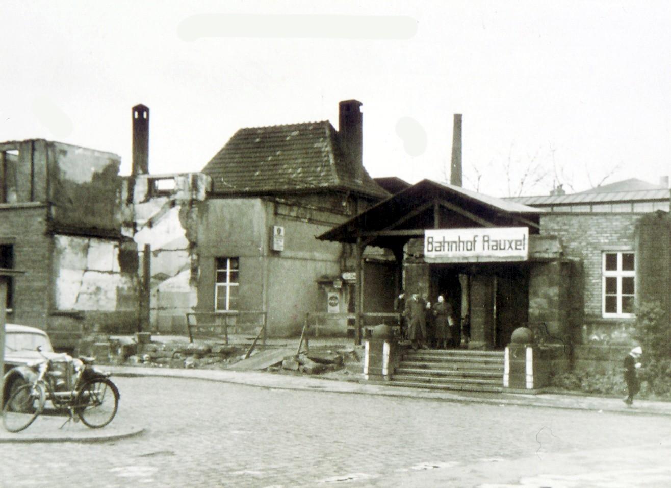 Hauptbahnhof Rauxel