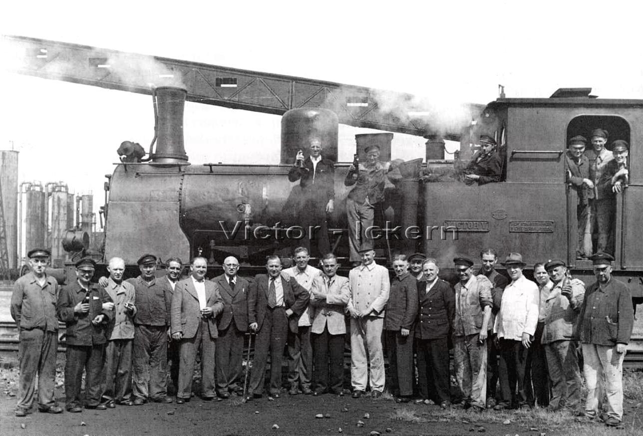 Lokomotive Victor 5   1950