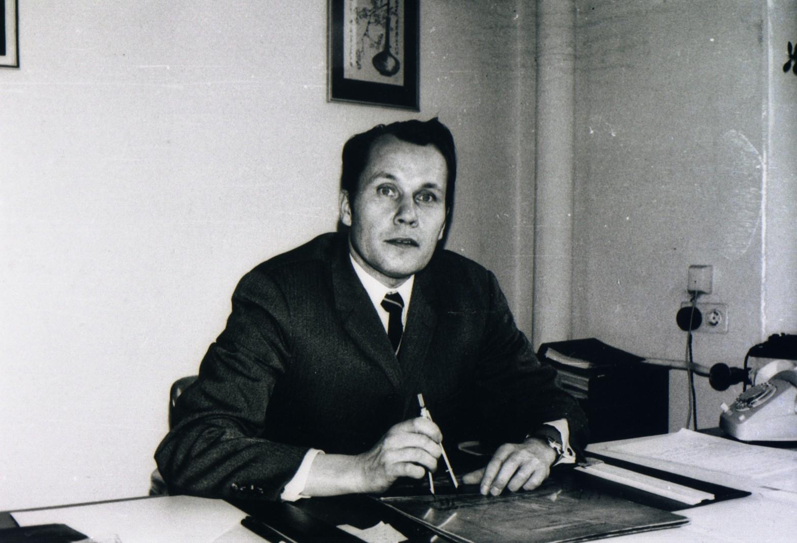 Markscheider Heinz Markfeld