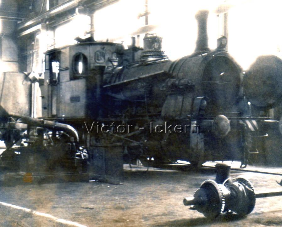 Lokomotivwerkstatt