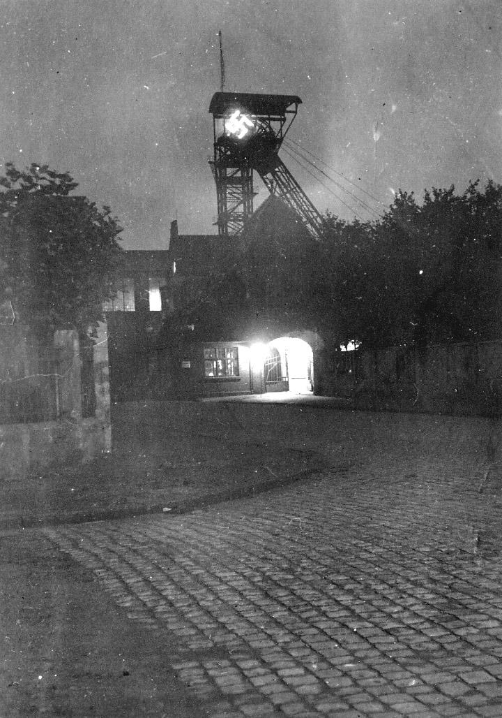Ickern I/II am 1. Mai 1933