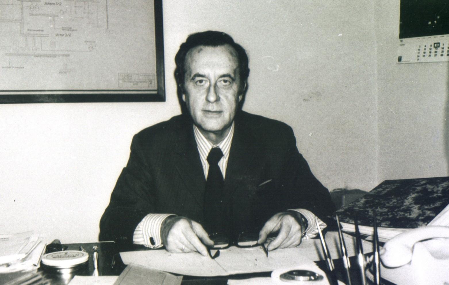 Elektroingenieur Müller