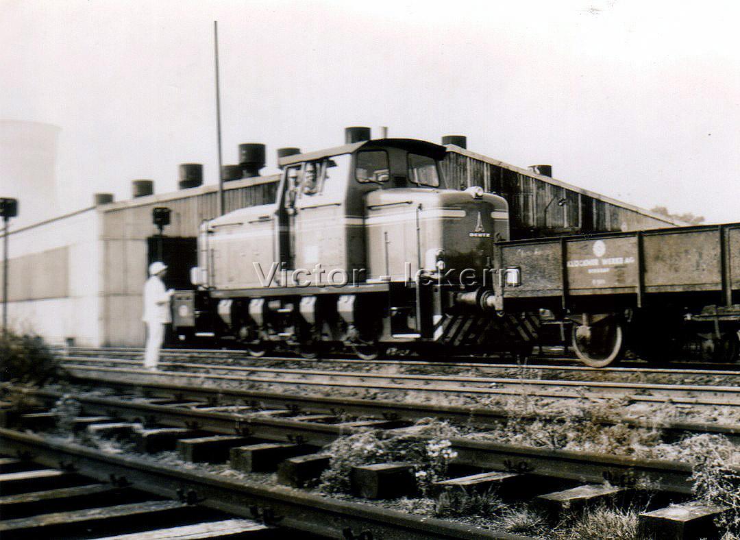 Lokwerkstatt Victor III/IV