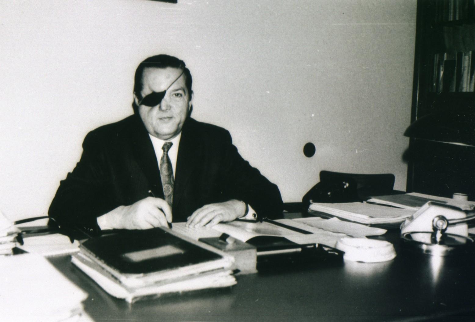 Leiter der Schichtmeisterei Victor 3/4  Heinrich Wintgens