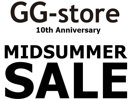 GG-store SUMMER SALE